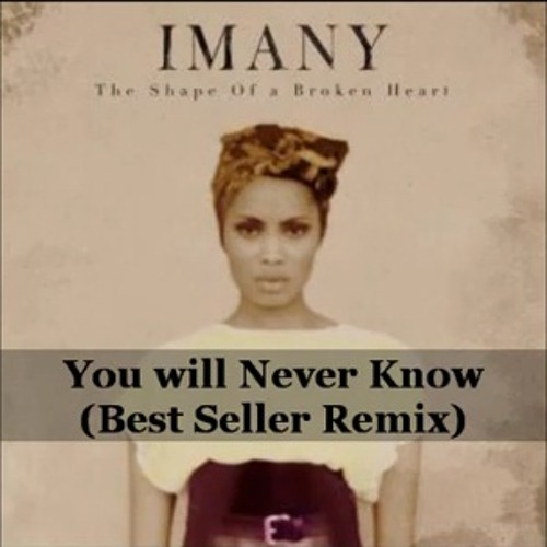 Imany - You Will Never Know (Best Seller Radio Cut Remix)