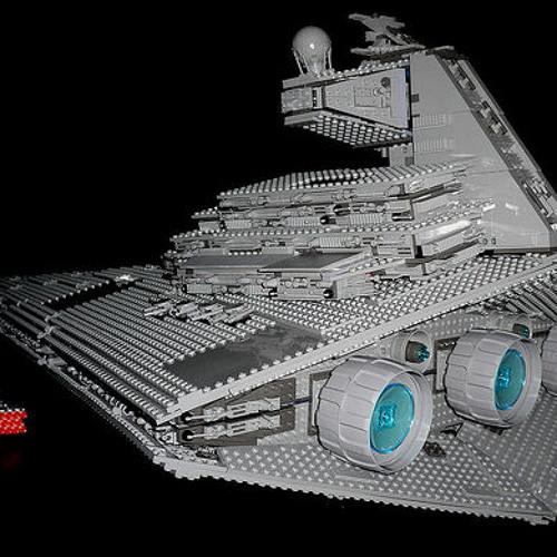 Star Destroyer prod by Aztlan Quetzal