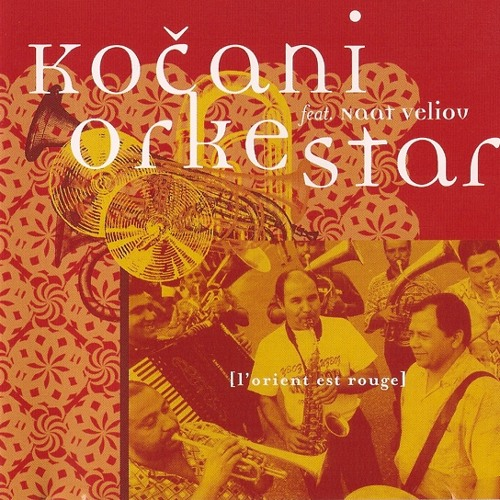 Kocani orkestar - dervis oro