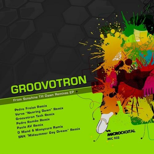 Groovotron - From Sunshine Till Dawn (Verve 'Nearing Dawn' Remix)