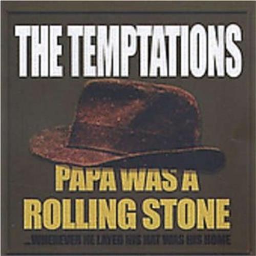 Temptations - papa was a rolling stone (Drauf und Dran Bootleg) 16bit