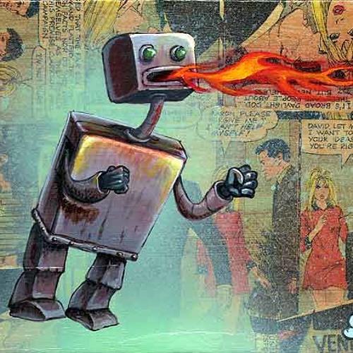 Destroy All Robots - Soundcloud Preview
