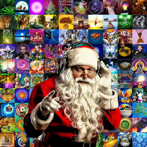 247 - B001 - Dj Magic Santa Aux Platines
