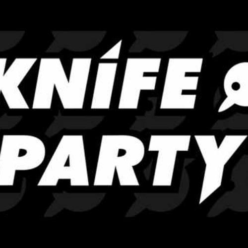 Knife party - Internet friends (Poisound NO Friends Remix)