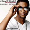 NEW DJ DAVID CLYDE REMIX /USHER FEAT DR TOGO // whats your name// funk remix BEAT STREET