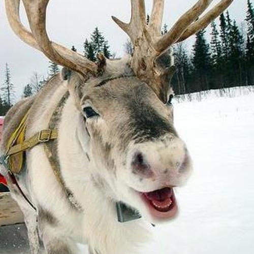Santa up in this &!#1%