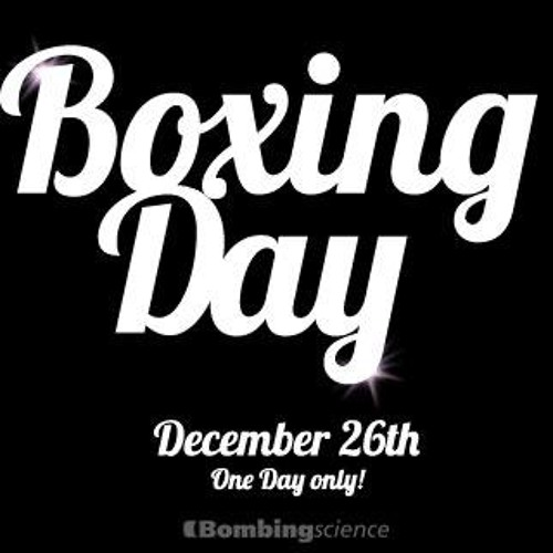 Boxing Day Beats
