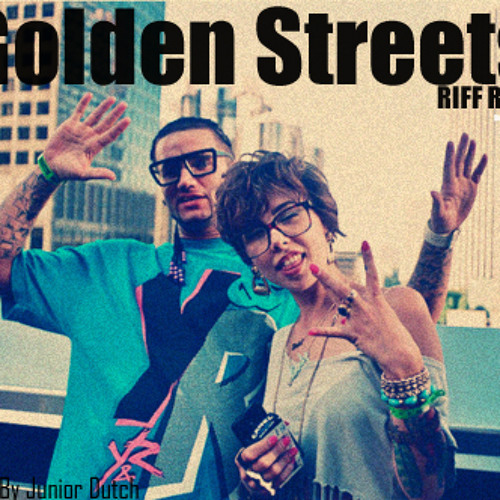 Riff Raff  - Golden Streets (Instrumental) Prod by Junior Dutch