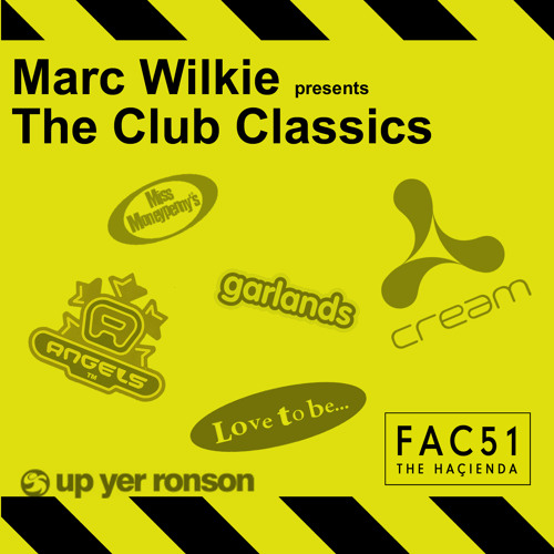 Marc Wilkie - The Club Classics