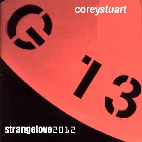 STRANGELOVE 2012 (Depeche Mode Cover)- Corey Stuart