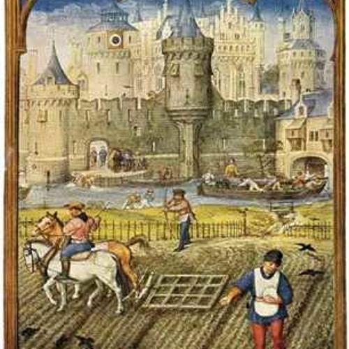 Praguedren - Moving Outward - Serfs of the Plant Kingdom