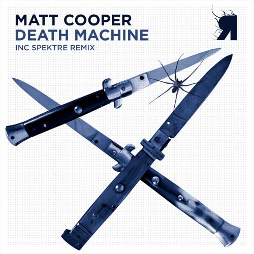 Matt Cooper - Death Machine (Spektre Remix) [Respekt]