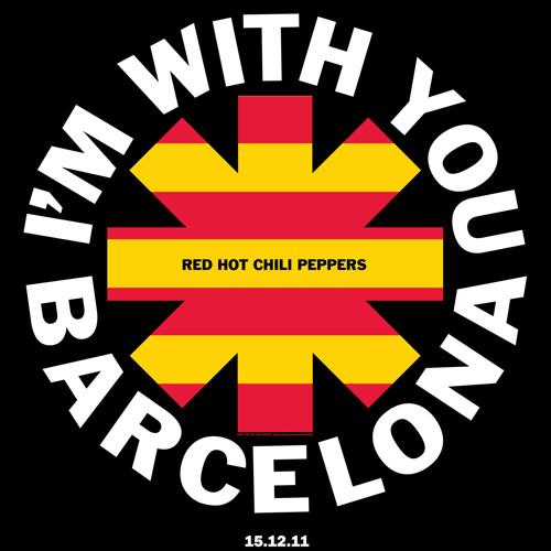 Red Hot Chili Peppers - Higher Ground (Live Palau Sant Jordi, Barcelona, ESP)