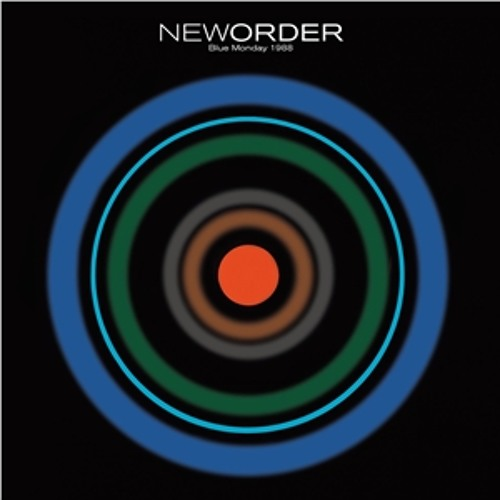 New Order Blue Monday ( Behind the Wheel Remix )