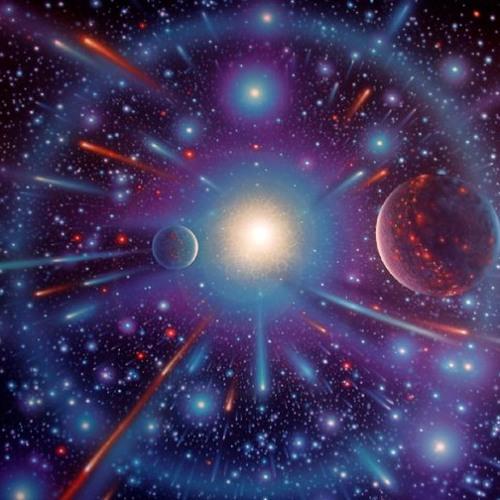 Galactic trance