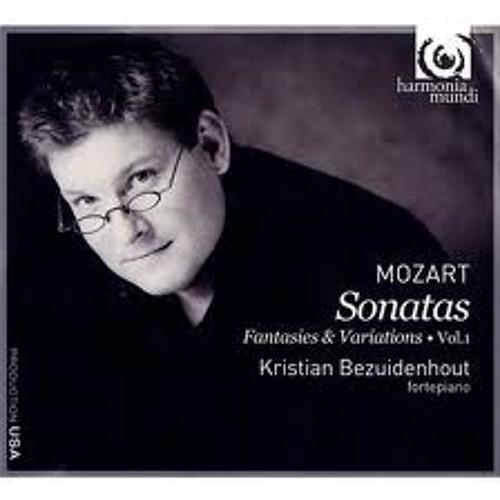 Mozart: Fantasie in C minor, K. 475 (Mozart: Keyboard Music, Vol. 1)