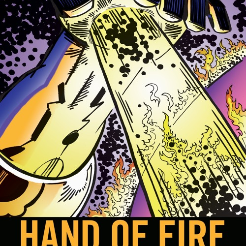 Hand of Fire: The Comics Art of Jack Kirby (an audio intro)