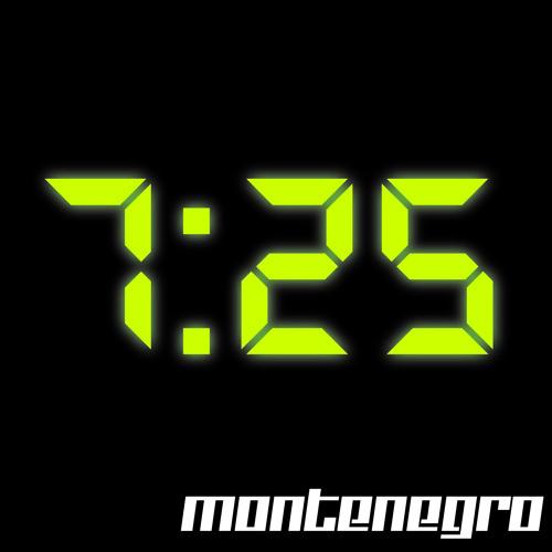 Montenegro - 7:25 (DJ Set Diciembre 2011)