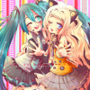 Seeu & Hatsune Miku Append - Happy Synthesizer