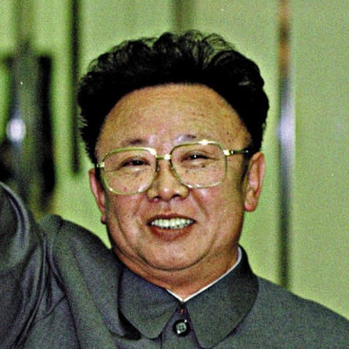 4. Kim Jong il, We Miss You
