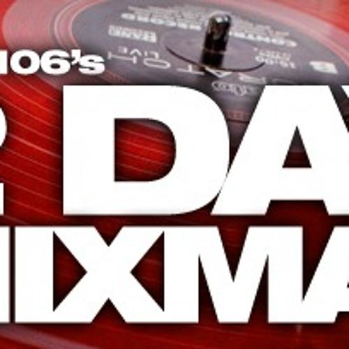 Power 106 12 Days Of MixMas - Crew Love Saturdays 12/24/11 Part 2
