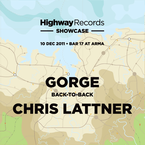 Gorge & Chris Lattner — Highway Showcase @ Arma 17 (Moscow) — 10.12.2011