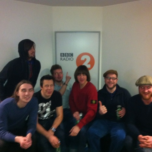 slowdown live in session on BBC Radio 2
