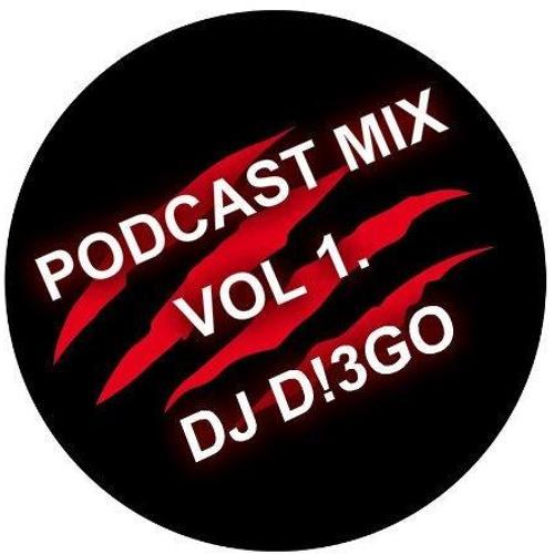 PODCAST MIX VOL 1 - DJ D!3GO