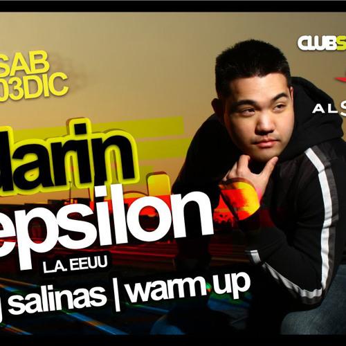 Darin Epsilon - Live at ClubSound @ Al Sur in Mendoza, Argentina [Dec 3 2011]