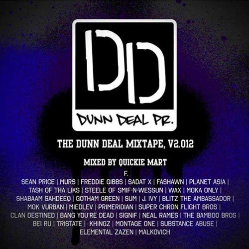 Dunn Deal v2.012 Mixtape (mixed by Quickie Mart)