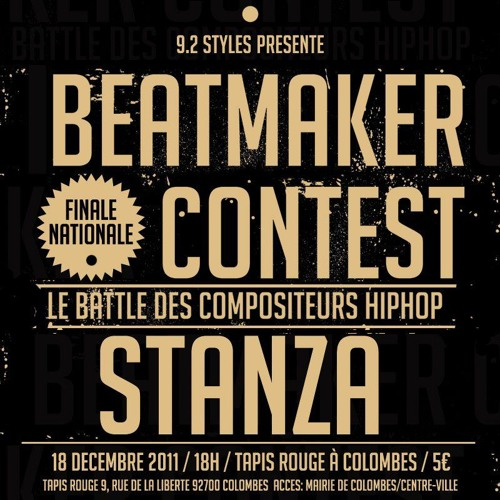 StaNza Sample 1 // BeatMakerContest: Finale National
