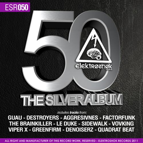 ESR050 Elektroshok Records - 50 (The Silver Album) OUT NOW!!!!