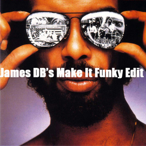 Gil Scott Heron - B Movie (James DB's Make It Funky Edit) link to free download