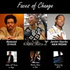 Faces Of Change - Javier Starks (ft. Bomani Armah & Carolyn Malachi) (Prod. by MTS)
