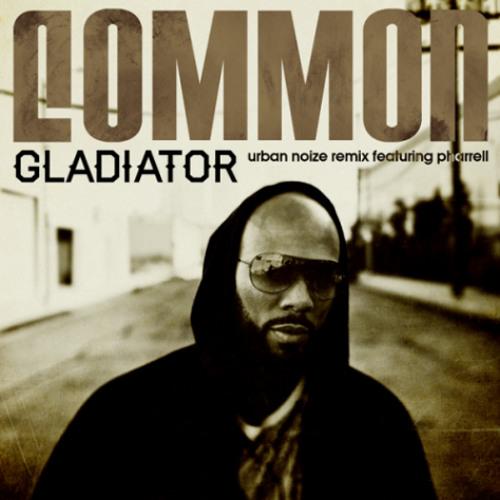 Common - Gladiator (Urban Noize Remix)