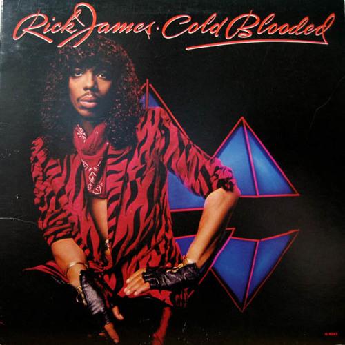 Rick James - Cold Blooded (Duke Slammer re-edit)