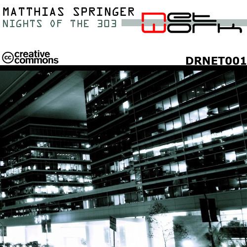 DRNET001 - Matthias Springer - Fields of Nowhere (Free Download)