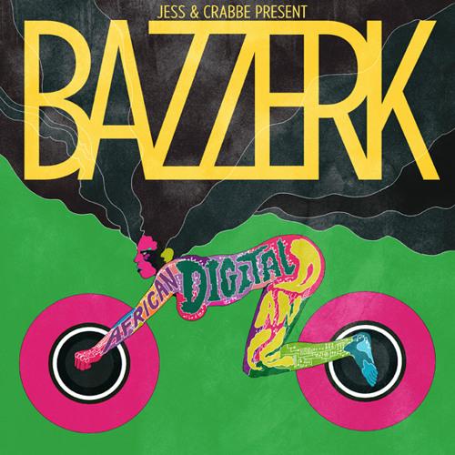 BAZZERK - African Digital Dance V-A Compilation ( 2xCD Trailer )