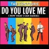 CONTOURS - do you love me (For Promotional Use Only)