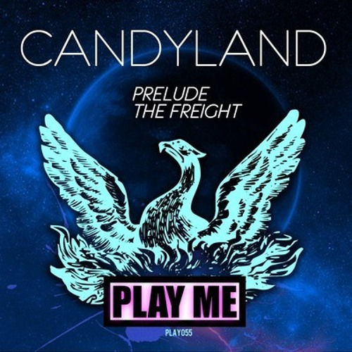The Freight by Candy Land
