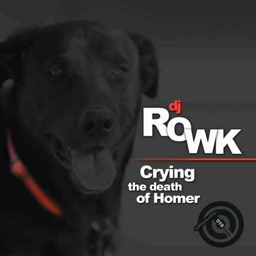 Dj Rowk - Crying the death of Homer (Original Mix) Out Now on Slippermouth Records