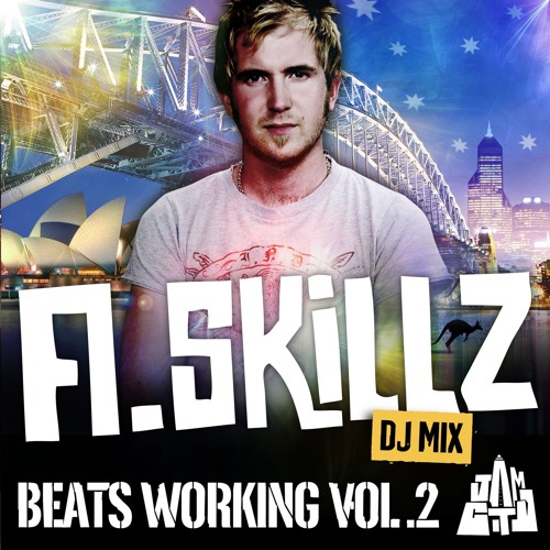 A.SKILLZ  BEATS WORKING VOL 2  (Dj Mix)