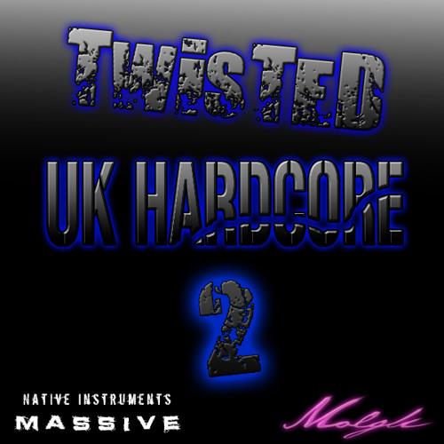Molgli's Twisted UK Hardcore 2 NI Massive Soundbank Demo