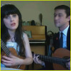 What Are You Doing New Years Eve by Zooey Deschanel & Joseph Gordon Levitt