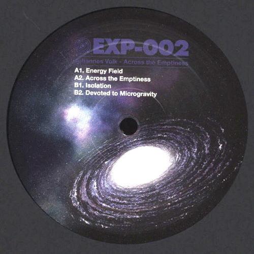 Johannes Volk - Across the Emptiness - EXP-002