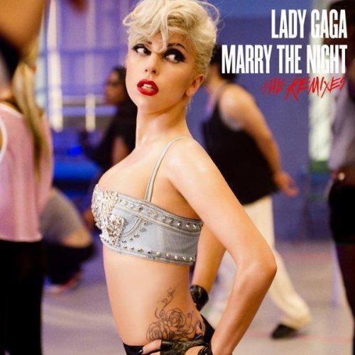Lady Gaga - Marry The Night (Danny Verde Official Club Mix) -  preview