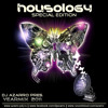 Dj Azarro - Housology Podcast Episode 12 (YEARMIX 2011) Portada del disco