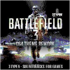 3typen - Battlefield 3 C64 Theme Remake
