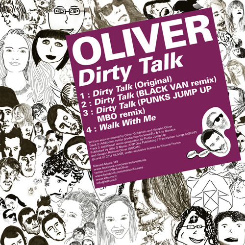 Oliver - Dirty Talk - (Black Van Remix)