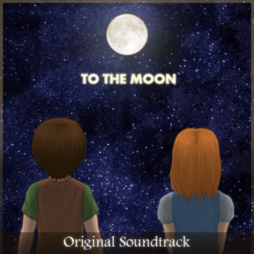 Kan R. Gao - To the Moon(Main Theme)